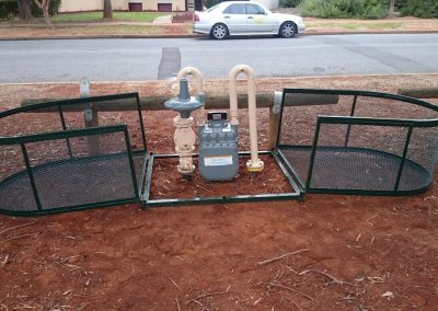 These types of security cages are used in a lot of security cage applications and are designed and manufactured by Cage Enterprise to suit cutomers requirements or specifications