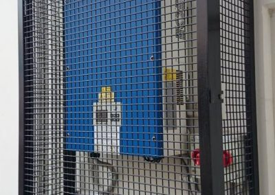 Solar Inverter Cage