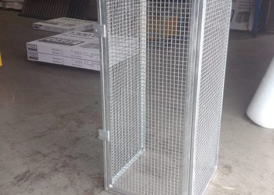 Cages for Hot Water storage tanks