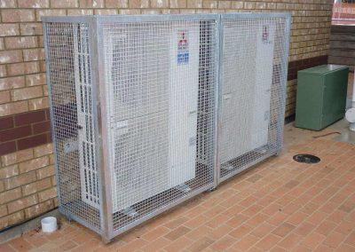AC Condenser cage