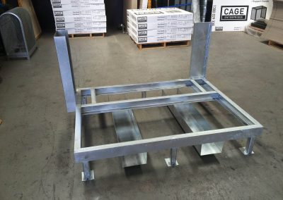 Condenser & Evaporative support stands fabricated and supplied all over Australia