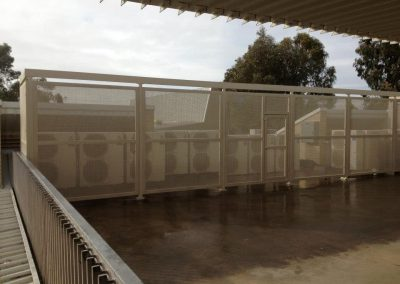 Custom Modular, Multibank Cages supplied across Australia