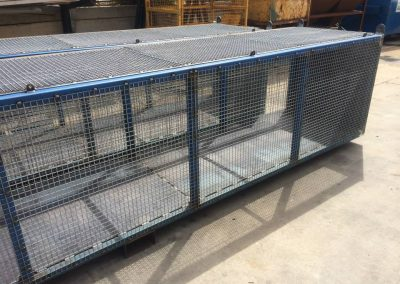 Pipe & Materials' Cages supplied for the RAH Project in South Australia