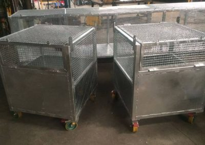 We offer the whole range of customised stainless steel fabrications for a variety of commercial, industrial and residential applications across Australia