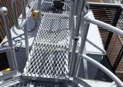 We provide safe access to plant and equipment for cages supplied across Australia