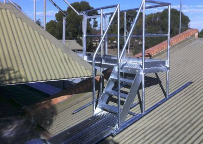 At Cage Enterprises, we ensure safe access to plant and equipment for our clients