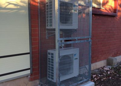 Cage Enterprises specialise in fabrication of security cages made from galvanised steel and supplied across Australia