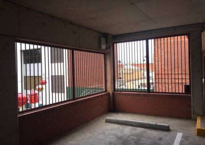 Cage Enterprises installed these window security bars in Adelaide, South Australia